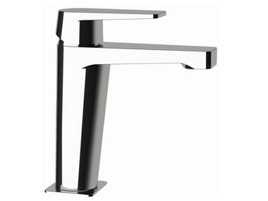 Single-lever basin mixer without pop-up waste DREAM   Single handle washbasin mixer