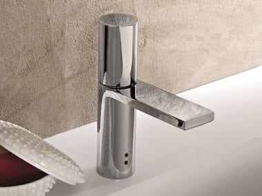 Countertop electronic washbasin mixer MILANO - 2904F
