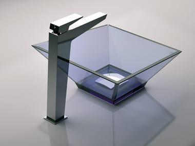 Mitigeur d'évier Monocommande sans garniture d'écoulement SPEED | Mitigeur lavabo sans garniture d'écoulement