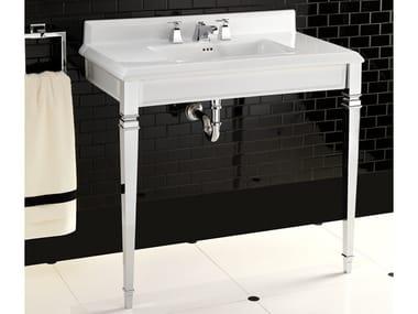 Lavabo console en céramique PREMIERE