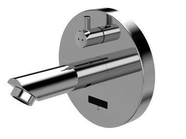Miscelatore per lavabo a infrarossi a muro elettronico STANDARD | Miscelatore per lavabo a muro