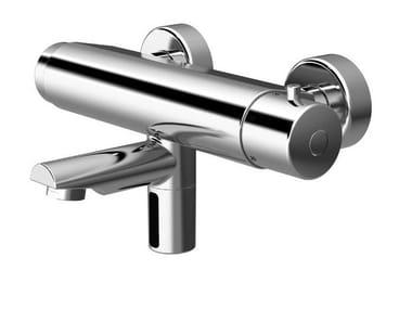 Miscelatore per lavabo a 2 fori a infrarossi a muro STANDARD | Miscelatore per lavabo a 2 fori