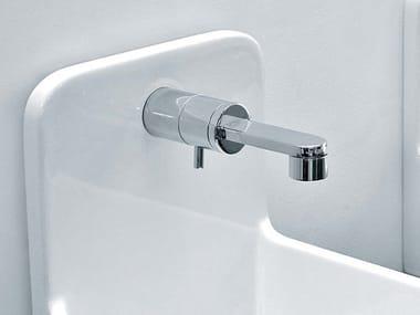 Wall-mounted 1 hole washbasin mixer ONE | Single handle washbasin tap