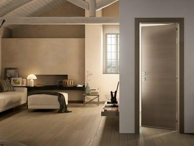 Oak safety door GABILIA | Safety door