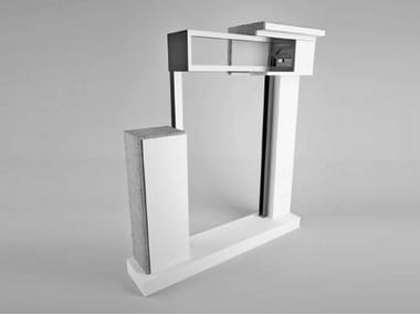 Monoblock window Monoblock