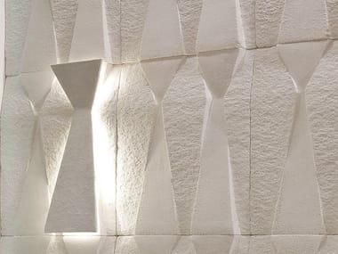 Lampada da parete a LED fatta a mano Lampada da parete a LED
