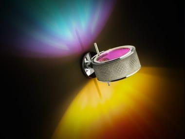 Luminária de parede com luz direta e indireta NEWCOMPONI200 UNO PARETE