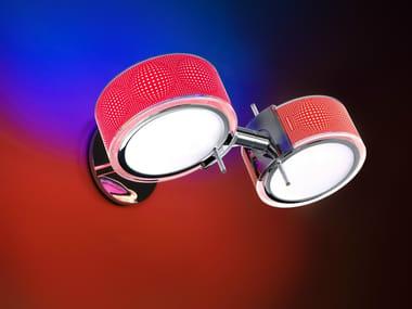 Applique pour éclairage indirect NEWCOMPONI200 DUE PARETE/SOFFITTO 25