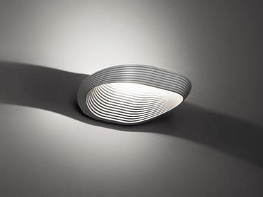 Luminária de parede com luz indireta SESTESSINA LED