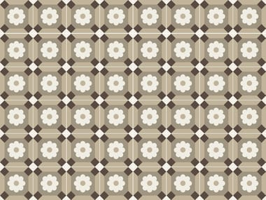 Handmade cement tiles ODYSSEAS 205