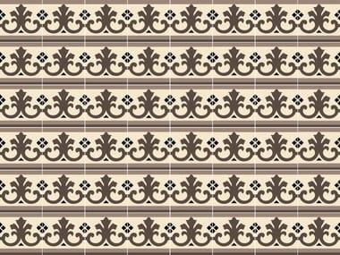 Handmade cement tiles ODYSSEAS 302