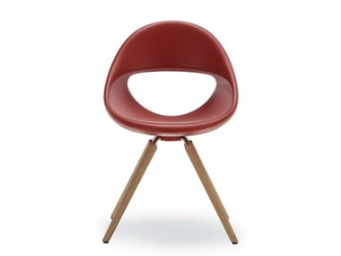 Chair with 4-spoke base LUCKY 906 | Chair