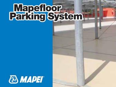 Non-slip treatments for floorings