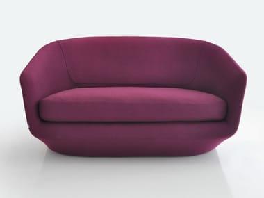 2 seater fabric sofa U | Sofa