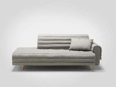 Upholstered fabric day bed KOUET | Day bed
