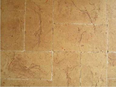 Quarry flooring PAVIMENTO TAVELLA GIALLA