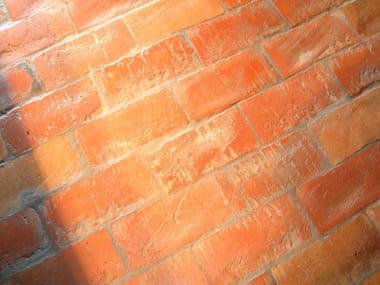 Quarry flooring PAVIMENTO TAVELLA ROSSA