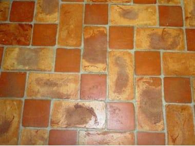 Quarry flooring PAVIMENTO TAVELLA SFUMATA