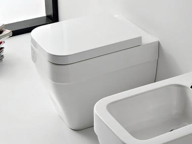 Ceramic toilet NEXT | Toilet