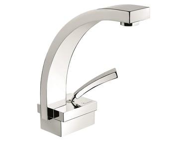 Countertop washbasin tap with diverter 42003 | Washbasin mixer