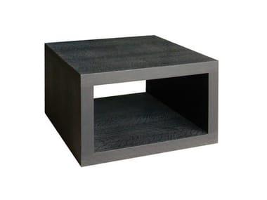 Wooden bedside table REGATE