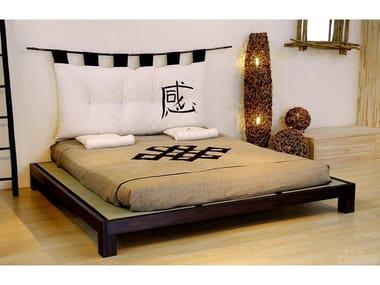 Letto matrimoniale tatami in legno TATAMI,BED