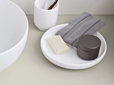 Countertop Korakril™ soap dish JAPAN | Korakril™ soap dish