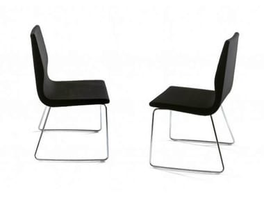 Contemporary style chair CAMILLA