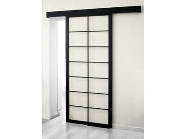 Wooden sliding door Sliding door