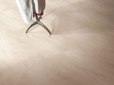 Glazed stoneware flooring APPLE STONE