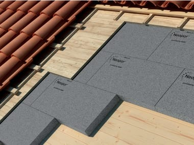 Neopor® thermal insulation panel Neopor®