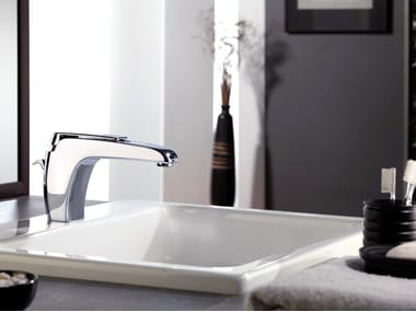 Single handle washbasin mixer ATMOS | Washbasin mixer