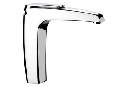 Chrome-plated 1 hole kitchen mixer tap ATMOS | Kitchen mixer tap