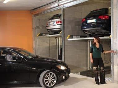 Car hoist and lift SERIES H