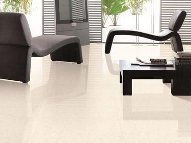 Full-body porcelain stoneware flooring POLISH STAR