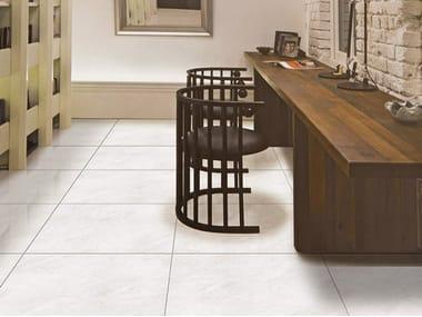 Full-body porcelain stoneware flooring FUSSENA