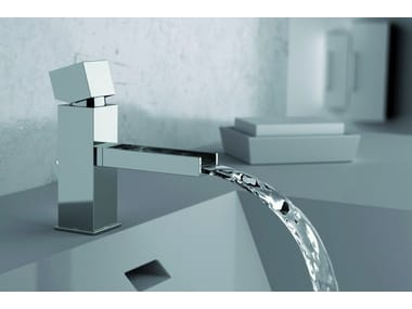 Washbasin mixer without waste RIVER | Washbasin mixer without waste