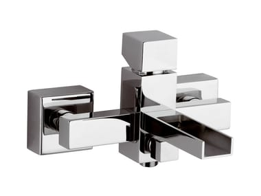 Wall-mounted bathtub mixer RIVER | Bathtub mixer
