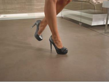 Porcelain stoneware flooring REVISILENT