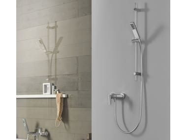Shower mixer with hand shower ACQUAVIVA | Shower mixer with hand shower