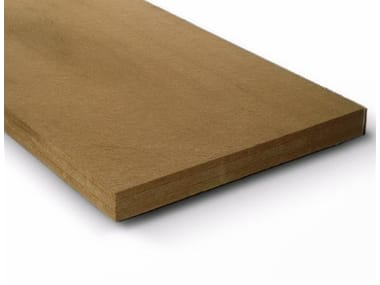Acoustic insulation panel in wood fiber FiberTherm SD® 160