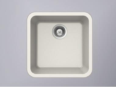Lavello da incasso in HI-MACS® CS398S | Lavello in HI-MACS®