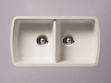 Built-in HI-MACS® sink CS800D | HI-MACS® sink