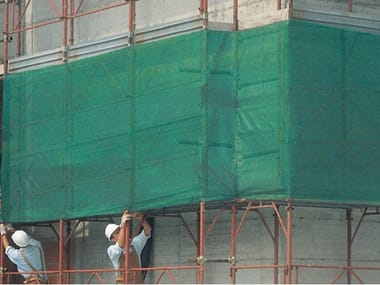 Scaffolding protection, sheet COVERET OC