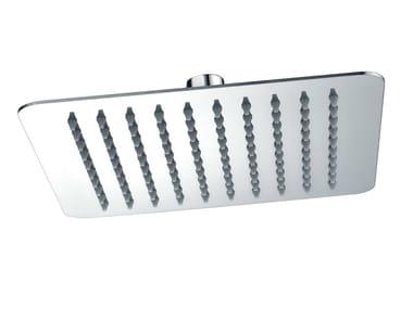 Built-in steel rain shower AQUA SENSE | Rain shower