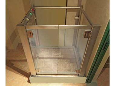 Platform lifts for small height differences