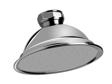 Classic style chrome-plated overhead shower CANTERBURY | Overhead shower