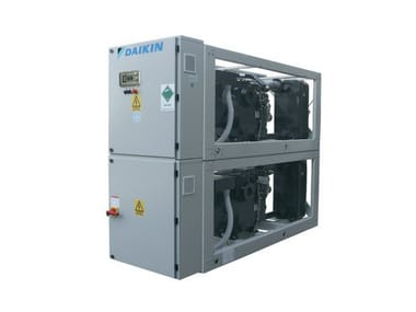 Heat pump / Water refrigeration unit EWWD-J | Water refrigeration unit