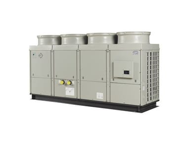 Heat pump / AIr refrigeration unit EUWA(Y)-KBZW   AIr refrigeration unit