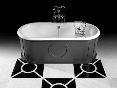 Vasca Da Bagno Trasportabile : Vasche da bagno in alluminio archiproducts